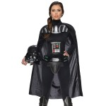 Unter den zahlreichen Star-Wars-Liebhabern sind auch viele Frauen, die gern einmal in die Rolle ihrer Lieblingsfigur schlüpfen wollen, und sei diese auch männlich.
