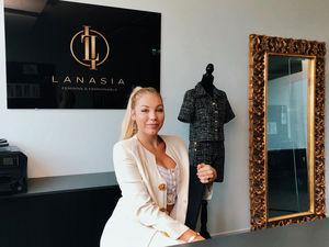 Lisa-Maria Beck ist ISM-Absolventin und gründete ihr eigenes Start-up LANASIA.