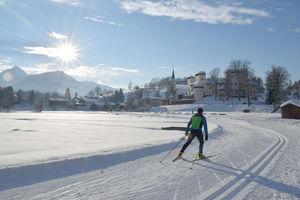 Langlaufen in Goldegg im Salzburger Pongau (Foto: fotohech,5622)